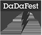 Logo link to DaDaFest website